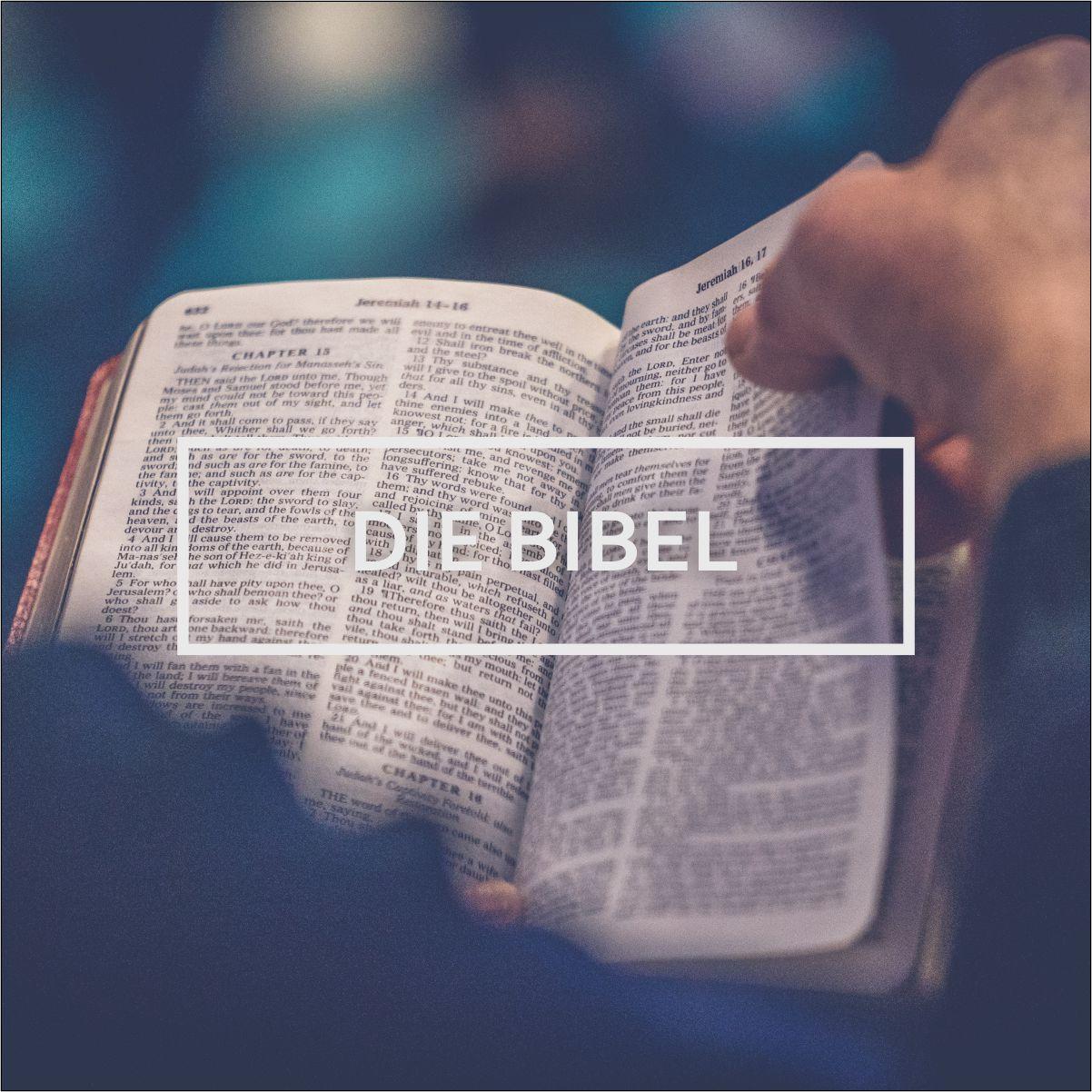Die Bibel lesen